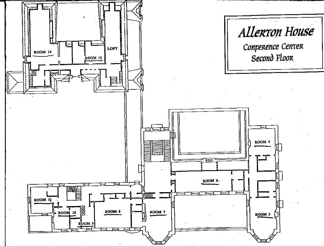 Allerton_maps on Mansion House Floor Plans